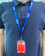 MSA Lanyard and ID Holder (each)